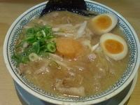 「肉そば半熟煮玉子入り」@丸源ラーメン つくば店の写真