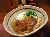 「軟骨そばじゅーしーセット770円」@めーばる製麺 大山店 海人のいえの写真