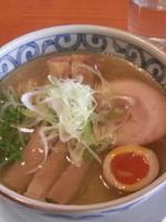 「七面鳥しおらぁ麺」@麺や 来味の写真