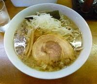 「醤油ラーメン(太麺、こってり)(680円)」@麺の蔵の写真