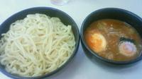 「つけ麺¥600+まかない飯¥250」@らーめん 成都の写真