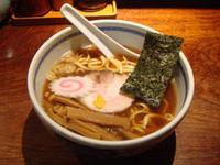 「平打ち麺」@たけちゃんにぼしらーめん 代々木店の写真