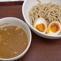 「つけ麺 並 + 玉子」@忍八の写真