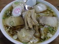 「チャーシューワンタンメン¥800」@やまや食堂 本町店の写真