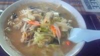 「あさり野菜みそラーメン」@中華料理 万里の写真