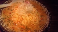 「ペペロン麺」@手打ちラーメン創房 舌笑家の写真