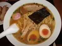 「くん玉こくまろラーメン(中太麺 ¥750)」@麺家 youziの写真