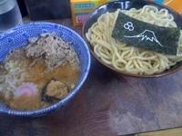 「あつもり+豚ほぐし(1000円)」@六厘舎 本店の写真