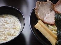 「つけめん+チャーシュー+味玉」@麺屋 一心の写真