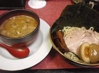 「特製つけ麺(大盛)」@自家製太打麺 せい拉の写真