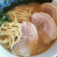 「限定ラーメン¥680 肉増し¥200」@らーめん・つけめん 虎心の写真