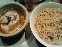 「極太つけ麺(大)」@狼煙屋の写真