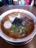 「醤油味玉ラーメン」@八代目 哲麺 めじろ台店の写真