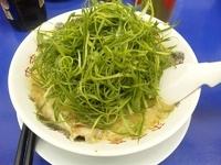 「葱ラーメンこってり」@来来亭 久御山店の写真