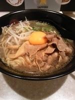 「肉玉そば(醤油) 中」@CHU-BO-YAの写真