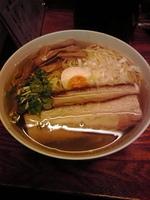 「和風柚子柳麺 700円」@麺屋ひょっとこの写真