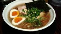 「とんこつではないしょうゆ麺 ¥750」@とんこつらーめん てっぺん中村橋の写真