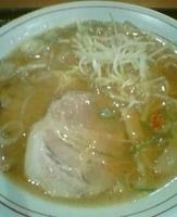 「ねぎみそらーめん」@芳麺の写真