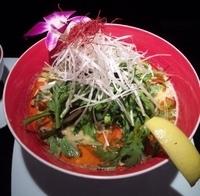 「冬蔭激城麺(白):1500円」@冬蔭激城麺の写真