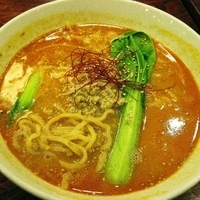 「坦々麺」@山花の写真