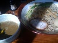 「特濃とろつけ麺+味玉(950円)」@大八車の写真