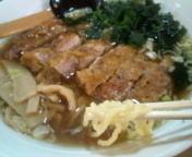 「赤城(パーコーメン)750円」@ラーメン ロッジの写真