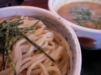 「濃厚味噌つけ麺(三玉)」@らぁめん 夢屋台 西宮店の写真