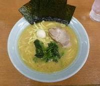「ラーメン(並・醤油)(650円)」@壱七家 厚木店の写真