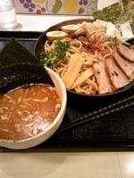 「つけ麺 全部のせ えび 大盛」@つけ麺処 桜みちの写真