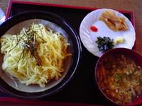 「チャーシューつけ麺」@金来の写真