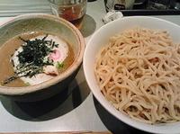 「極濃厚超とろりつけ麺(極太麺)¥920」@狼煙屋の写真