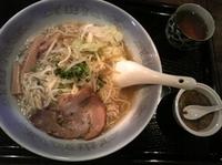 「鶏ラーメン(塩味)」@よっしー製作所の写真