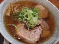 「【限定30食】鶏がらスープの塩チャーシュー麺¥850」@らーめん いっ直の写真