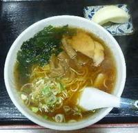 「ラーメン(500円)」@美好食堂の写真