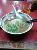 「醤油ラーメン」@王餃子の写真