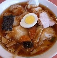 「大王ラーメン」@中華つけ麺大王 立石店の写真