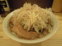 「豚そば(700円)」@ラーメン慶次郎 本店の写真