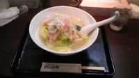 「龍舟麺」@玄咲 月寒本店の写真