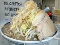 「醤油ふじ麺 650円」@鶏とふじの写真