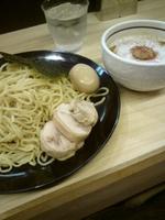 「特泡つけ麺(大盛サービス)950円」@つけ麺 麺也 時しらずの写真