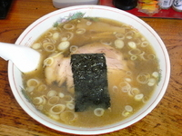 「味噌ラーメン+餃子」@米屋の写真