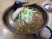 「醤油ラーメン630円+味玉20円」@むてっぽう 魚津店の写真