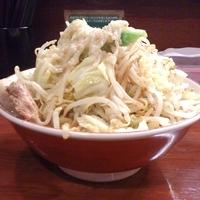 「らーめん(大)(¥750)」@大食軒の写真