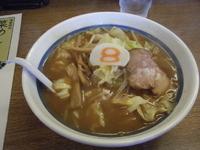 「野菜らーめん(味噌)」@8番らーめん 本店の写真