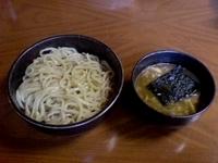 「つけ麺 (中)」@つけ麺 中華そば 佐とうの写真