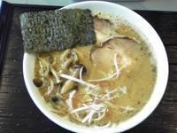 「豚と鶏のマイルドスープ」@らーめん新源地の写真