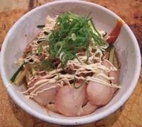 「ピリ辛冷やしあえ麺:680円」@無双 三軒茶屋店の写真