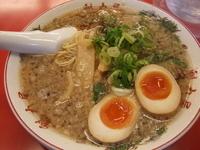 「特製醤油味玉ラーメン」@ラーメン魁力屋 河原町三条店の写真