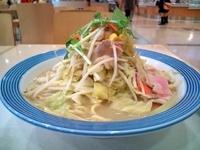 「野菜たっぷりちゃんぽん¥650」@長崎ちゃんぽん リンガーハット イオンモール太田店の写真