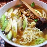 「元祖 風邪麺(ふうじゃんめん)」@カポネの写真